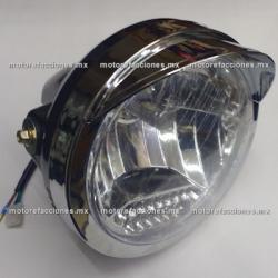 Faro LED Motocarro / Honda Cargo / Titan - Italika FT125 (algunos años) / FT150 (hasta 2008) / DT150 Sport - Keeway Speed