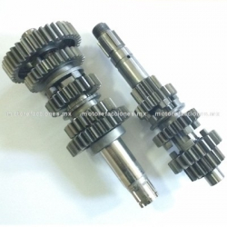 Engranes de Transmision 250cc Dinamo / Toromex (motor en Linea)