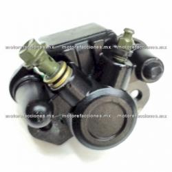 Caliper (mordaza) Completo - Italika ATV150 c/ Reversa