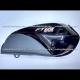 Tanque de Gasolina Italika FT125 Sport / Forza 125 Sport (Negro Mate)