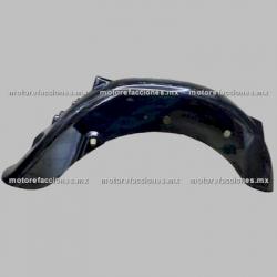 Salpicadera Trasera Custom - Vento V-Thunder (Negro Brillante)