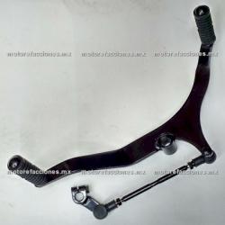 Pedal de Cambios Italika TC200 / RC200 / TC250 - Carabela C200 / BG200 Bengala