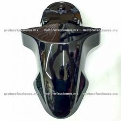 Salpicadera Delantera Vento Terra X-150 - X5 (Negro Brillante)