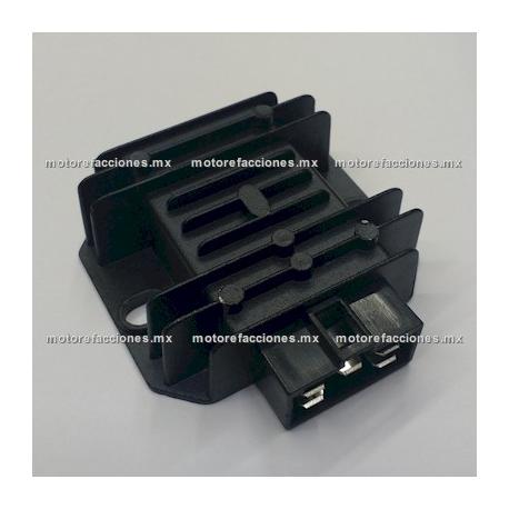 Regulador 5 Puntas macho - Yamaha FZ16 2.0 - GENERICO