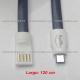 Cable Micro-USB contra Agua p/ Celular / GPS - 60 CM