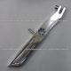 Parador Lateral Aluminio Universal - Cromo