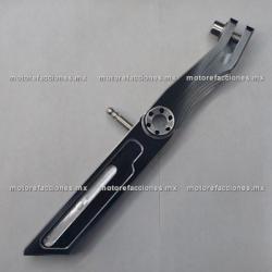 Parador Lateral Aluminio Universal - Negro