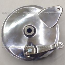 "Porta Balata Trasero Custom (Choper) 15"" (gris)"