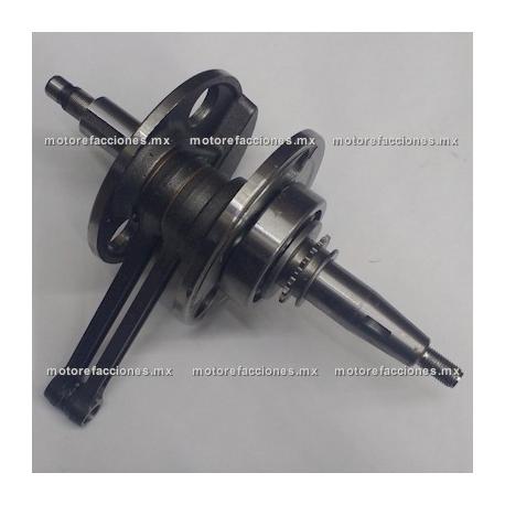 Cigueñal Completo Vento V-Thunder / Colt - QLink Adventure 250 (motor en V)