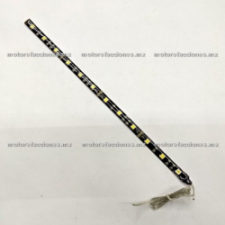 Tira Flexi-LED Blanco de 30 cm - 12v - 24 LEDs