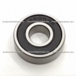Balero 6000 2RS Reforzado – Balero de Rin p/ Mini moto Pocket y Patín a Gas