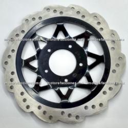Disco de Freno - Italika FT180 / FT200 / RT180 / DT200 / FT250 / FT200 TS