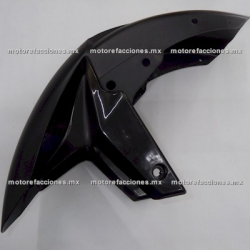 Salpicadera Delantera Bajaj Pulsar 200 NS (Negro)
