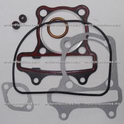 Juntas Cabeza y Cilindro Italika CS125 / XS125 / DS125 - 125cc (2 pzas)