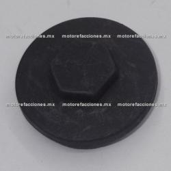 Tapon de Ajuste de Elevadores 70, 90 y 110cc - Italika ST70 / ST90 7 AT110 / XT110 / AT110 RT (negro)