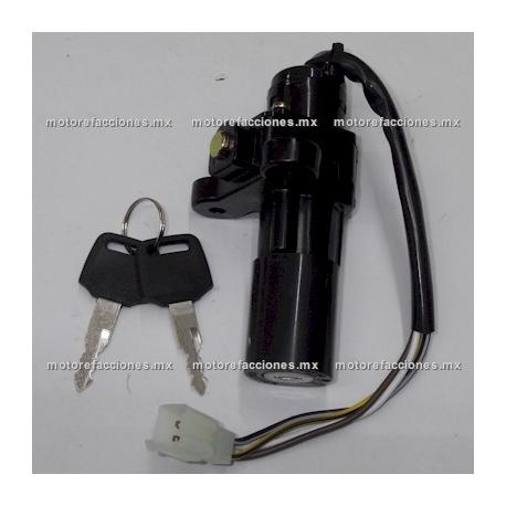Switch con Llave para Bajaj Boxer 150