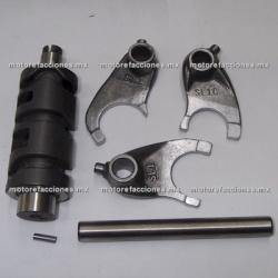 Kit de Sincronizador o Tambor Selector - Italika 250Z / 250SZ