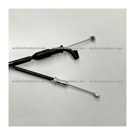 Cable de Ahogador Italika 250Z / 250SZ