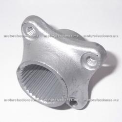 Placa de Piñon COMP - Italika DT125 / RC150 / EX200 / RT200 / DM150 / FT125 / FT150 / FT150 GT - Yamaha YBR