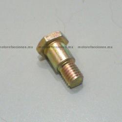 Tornillo para Porta Balatas de Motocicleta Italika FT125 / DM150 / 125Z / 150Z