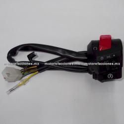 Mando - Honda Tool CGL125 Cargo Negra (derecho)