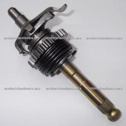 Eje Pedal de Arranque - Italika FT125 / FT150 / DT125 / DT150