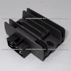 Regulador 5 puntas macho - Yamaha YB / YBR 125