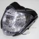 Faro c/ Cubiertas Completo - Motocicleta Yamaha FZ16 - (negro)