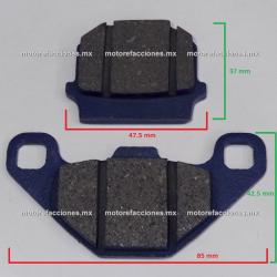 Balatas Disco Vento ZIP - Keeway Focus 50 / Focus 125 / KXF 250 Tecate / Pixel 50