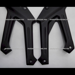 Soporte Salcadera Yamaha FZ 2.0 / FZS 2.0 (traseros)