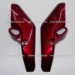 Cubiertas de Faro Yamaha FZ16 / FZs - (vino) - Par