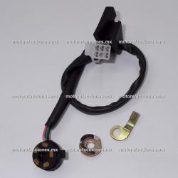 Sensor de Velocidades Motocicleta (1 tornillo) - Italika AT110 / AT110 RT / AT110 RT LED / X110 / XT110 RT