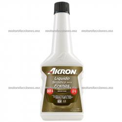 Liquido para Frenos Akron DOT4 SINTETICO - Frenos de Disco para Moto (250ml)