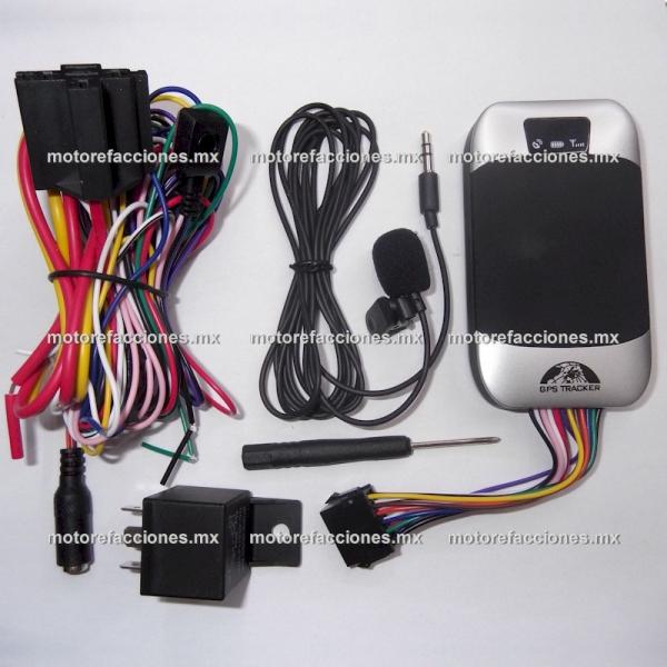 Alarma Localizador GPRS - GSM / Rastreo / Apagado a Distancia / Control de Velocidad