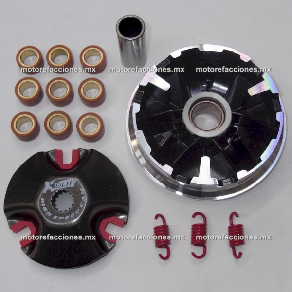 Variador Centrifugo RACING Motonetas 2T - Yamaha BWS125
