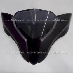 Parabrisas - Yamaha YBR125-Z (negro mate)