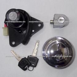 Switch Completo con Llave Motocicleta - Vento V-Thunder