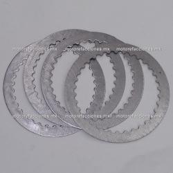Discos (platos) de Clutch Motocicletas ( pzas) - Bajaj Boxer 150 / BM150