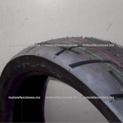 Llanta Radial 140/60-17 - Yamaha FZ16 / R15 - Pulsar NS200 / RS200 - Italika 250Z / DM250 - Vento Nitrox