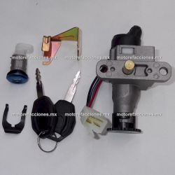 Switch con Llave para Bajaj Pulsar NS200