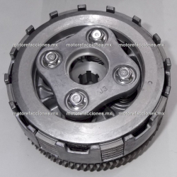 Clutch Completo - Bajaj Boxer 150 / BM150 (4 Postes)