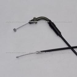 Cable Acelerador Vento Spider 125