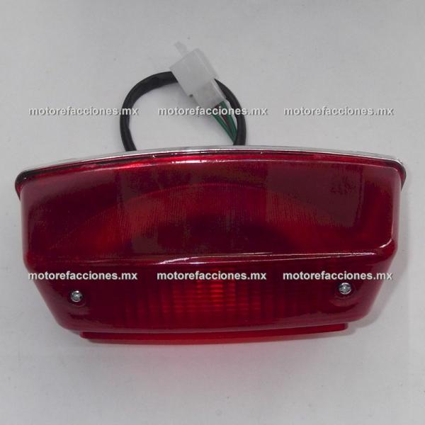 Calavera Italika DM150