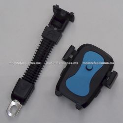 "Soporte Celular / GPS contra Agua para Moto - 7"""