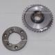 Bendix de Arranque Completo 73.5 mm - Dinamo - Toromex 250cc (motor en linea) c/ Cuerda