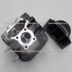 Cabeza de Cilindro Frontal 250cc (motor en V) - Vento V-Thunder / Colt - Yamaha Virago XV250 - QLink Adventure 250