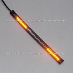 Tira Flexi-LED ECONOMICA Cuartos / Stop / Direccionales de 21 cm - 12v