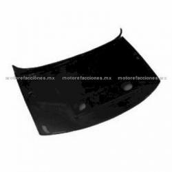 Cubierta Union Superior DS125 / DS150 / XS150 - Vento Phantom R4, R5 - Carabela VX150 - Dream Siluete (Negro Brillante)