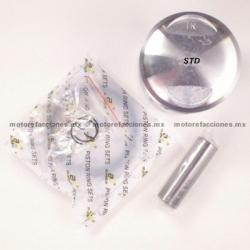 Piston (STD) - Italika DT125 / FT125 / FT125 Sport / FT125 Clasica / XFT125