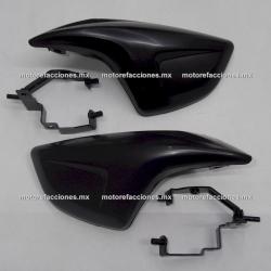 Cubre Puños c/ Bases Yamaha BWS - Vento Terra (Protectores de Puños)